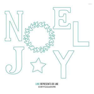 Concord & 9th Joyful Noel Die Set