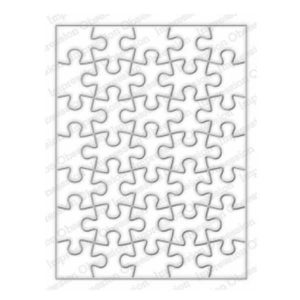 Impression Obsession Puzzle Background Die