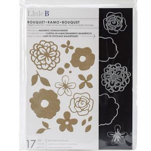 Little B Bouquet Flower Die Set