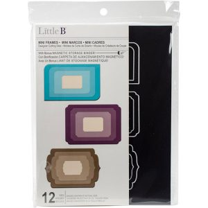 Little B Mini Frames Nesting Die Set