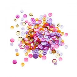 Neat & Tangled Wild Orchid Sequin Mix
