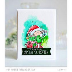 My Favorite Things BB Santa's Elves Die-namics