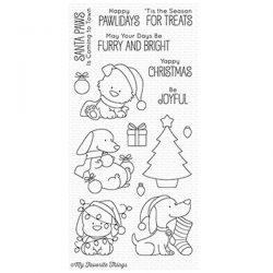 My Favorite Things BB Happy Pawlidays Stamp Set