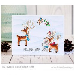My Favorite Things Die-namics Dashing Deer