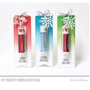 My Favorite Things Sending Smooches Stamp Set class=
