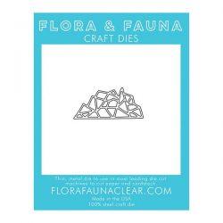 Flora & Fauna Iceberg Craft Die