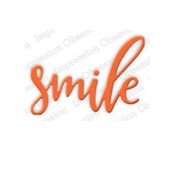 Impression Obsession Smile Die