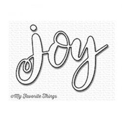 My Favorite Things Joy Die-namics