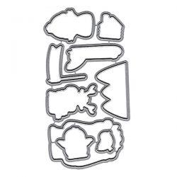 Neat & Tangled Get Yeti Die Set