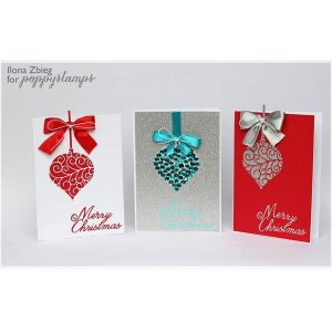Poppystamps Luxe Ornament Outline Die class=