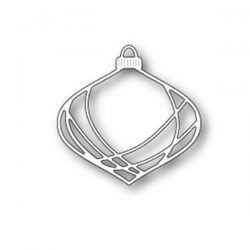 Poppystamps Wirework Ornament Die