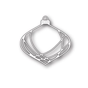 Poppystamps Wirework Ornament Die