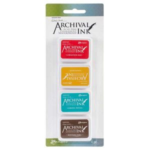 Wendy Vecchi Mini Archival Ink Pads - Kit #1