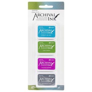 Wendy Vecchi Mini Archival Ink Pads - Kit #2