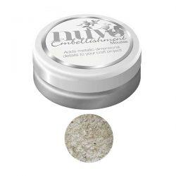 Nuvo Embellishment Mousse - Pure Platinum