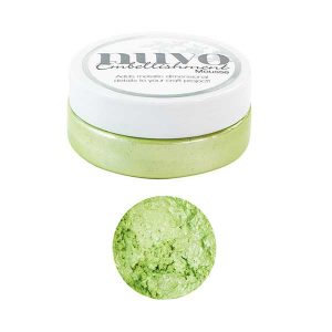 Nuvo Embellishment Mousse - Spring Green