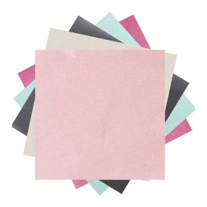 Sizzix Brite-Ons Paper Sheets - Assorted class=