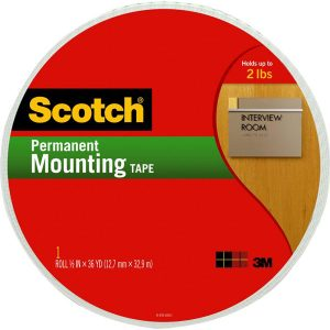 Scotch® Double-Sided Foam Mounting Tape - 38 yd. class=