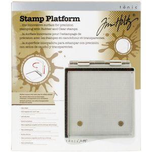 Tim Holtz Stamping Platform