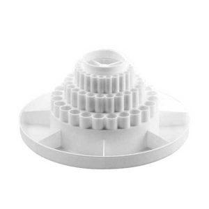 Spin-O-Tray Organizer – White