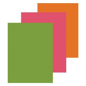 """Spring Card Stock Paper Pack - 12 sheets, 8.5"""" x 11"""""""