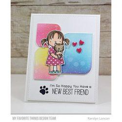 My Favorite Things BB New Best Friend Stamp Set