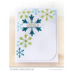 My Favorite Things Snowflake Splendor Die-namics
