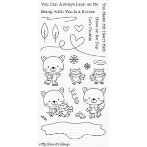 My Favorite Things You Make My Heart Melt Stamp Set