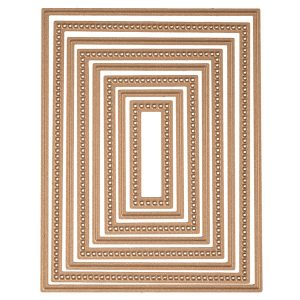 "Spellbinders Venise Lace-Hemstitch Rectangles <span style=""color:orange;"">Pre-Order, expected soon</span> class="