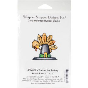 Whipper Snapper Tucker The Turkey Stamp class=