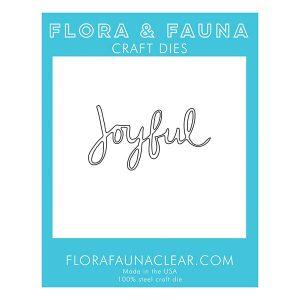 Flora & Fauna Joyful Die