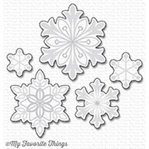 My Favorite Things Snowflake Splendor Die-namics