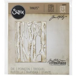 Sizzix Birch Trees Thinlits by Tim Holtz