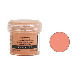 Wendy Vecchi Tea Rose Embossing Powder