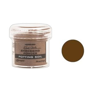 Wendy Vecchi Potting Soil Embossing Powder