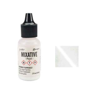 Adirondack Metallic Alcohol Ink .5oz – Pearl