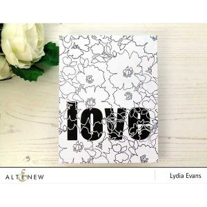 Altenew Charmed Stamp Set class=