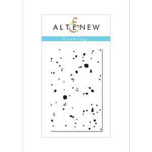 Altenew Snowing Stamp Set