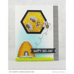 My Favorite Things Die-namics Meant to Bee