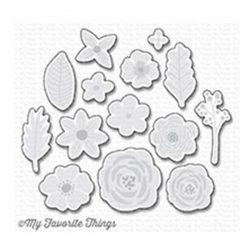 My Favorite Things More Rustic Wildflowers Die-namics