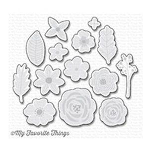 My Favorite Things Rustic Wildflowers Die-namics
