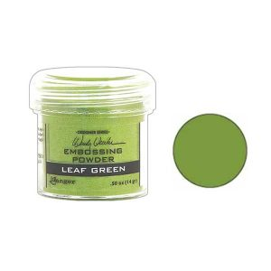Wendy Vecchi Leaf Green Embossing Powder