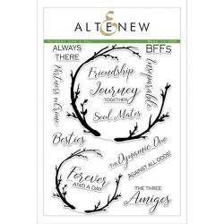 Altenew Forever and a Day Stamp Set