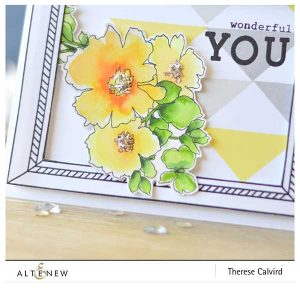 Altenew Framed Stamp Set class=