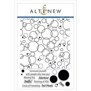Altenew Pattern Play Circles Stamp Set