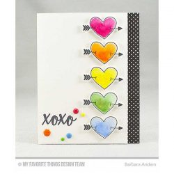 My Favorite Things Mini Well-Connected Alphabet Numbers Stamp Set