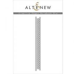 Altenew Creative Edges Notebook Die