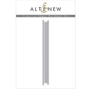 Altenew Creative Edges Notebook Die