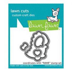 Lawn Fawn Rawr Lawn Cuts