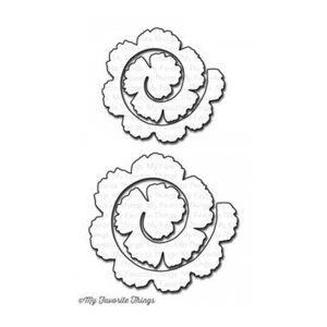 My Favorite Things Mini Royal Roses Die-namics